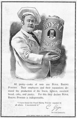 Royal Baking Powder Superior To Others, Advertisement