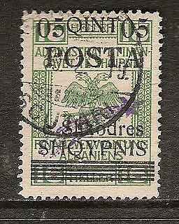 ALBANIA # 99 Used GENERAL ISSUE