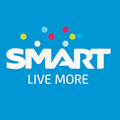 Philippines SMART Prepaid Call & Txt Card Top Up P300 75 days