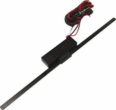 Land Rover Discovery Defender 4x4 Flexible Radio Aerial Antenna ALL BLACK RUBBER