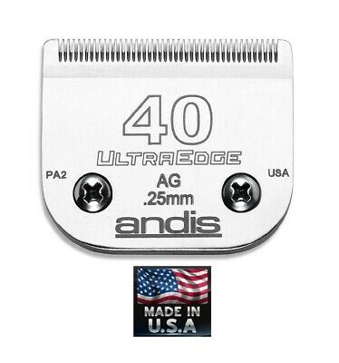Pet Dog Cat Grooming Andis UltraEdge A5 Clipper Guide Comb Blade 40 *Fits Oster