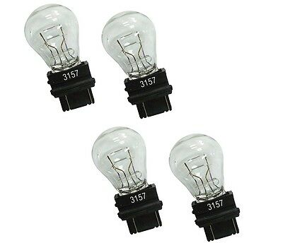 4 x Stop & Tail Light Bulbs Dodge Caliber Nitro Chrysler Jeep Patriot (PE1007)