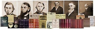 Watchtower Charles Taze Russell Early Books IBSA CD1