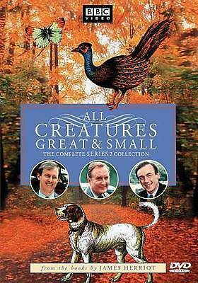 All Creatures Great & Small - The Complete Series 2 Collection - NEW