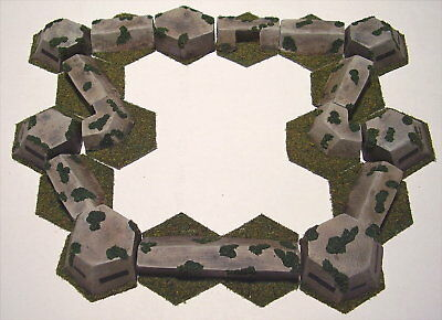 Fortress Sets for Battletech  Old Concrete