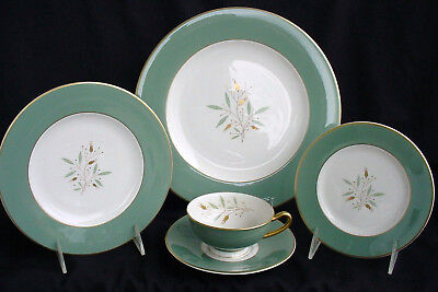 (4) 5pc PLACE SETTINGS GRANDEUR SYRACUSE CHINA DEAL!!