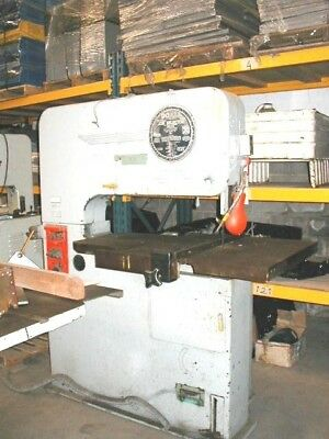"Do All Metalmaster 36"" Vertical Band Saw"