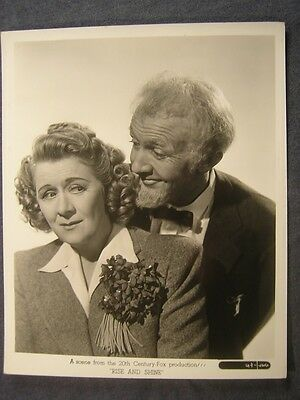 WALTER BRENNAN RISE AND SHINE 40s VINTAGE PHOTO H743