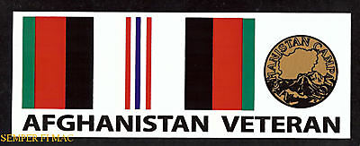2 Afghanistan Bumper Sticker Decal Zap Us Army Marines Navy Air Force Veteran