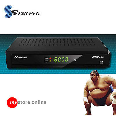 Receive NEW TV CHANNELS - STRONG Digital HD Receiver Recorder Set Top Box Decode