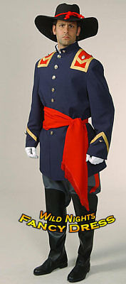 Fancy Dress * Usa North State Officer Mountie Med/Lg