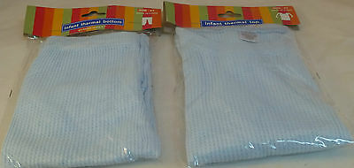 Infant Thermal Underware Color Blue