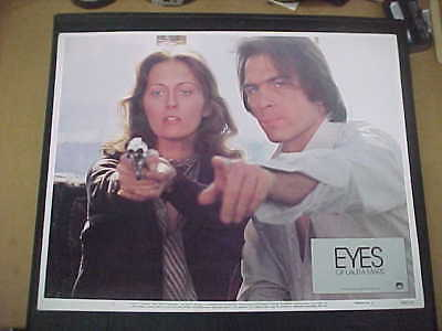 THE EYES OF LAURA MARS, nr mint LCS (Faye Dunaway)
