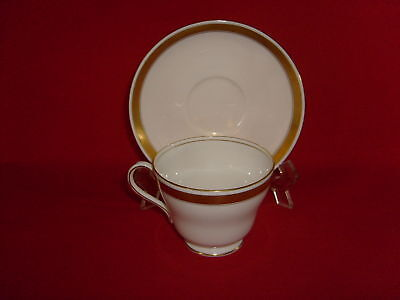 SHELLEY CHINA, ELEGANT, #13776, (1) CUP & SAUCER