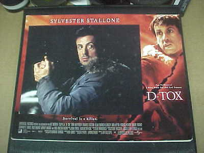 D-TOX, nr mint LCS (Sylvester Stallone, Tom Berenger)