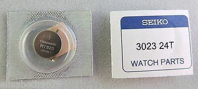 seiko capacitor kinetic watch for 7L22 accu