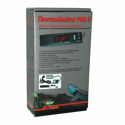 Lucky Reptile-Thermo Control PRO II-Thermostat Terrarium Heizung Echsen Schlange