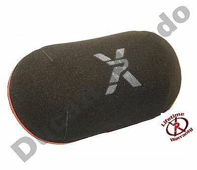 Pipercross performance air filter for Ducati 748 916 996 trumpet sock in airbox