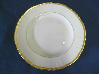 SYRACUSE BRANTLY GOLD TRIM BREAD & BUTTER PLATE