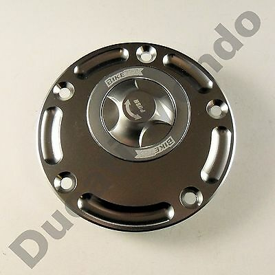 Billet Quick Release race fuel filler tank cap for Cagiva Mito 125 Evo 1 2 SP525