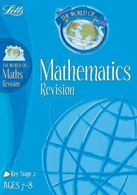 Letts ____ Maths Revision Key Stage 2 Ages 7-8 ____ Brand New _ Freepost Uk
