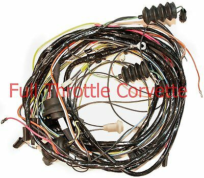 1972 Corvette Rear Lamp Body Wiring Harness. NEW