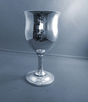 """REED & BARTON H120 STERLING WATER GOBLET(S) 6 3/8"""" No Mono"""