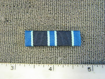 NASA Exceptional Scientific Achievement ribbon slide, brand new never issued