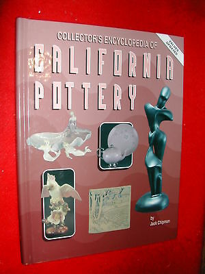 Collector's Encyclopedia of California Pottery by Ja...