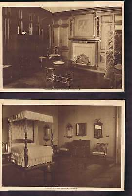 1700s American Colonial Furniture 1914 Lithographs