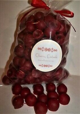 Desmond/'s Candles Strawberry 4 oz Fake Food Wax Embeds