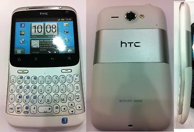 *High Quality* Dummy HTC chacha silver fake display toy
