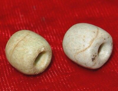 Ancient Amazonite Beads From Mauritania, African Trade