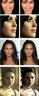1 PHOTO RETOUCH - Image Blemish removal  skin smoothing