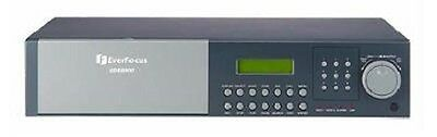 Everfocus EDSR-400 4CH CCTV DVR System 160GB HD