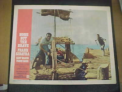 NONE BUT THE BRAVE, LCS (Frank Sinatra, Clint Walker)