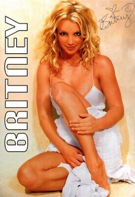 BRITNEY SPEARS POSTER Hot Sexy Lingerie Shot NEW 24x36