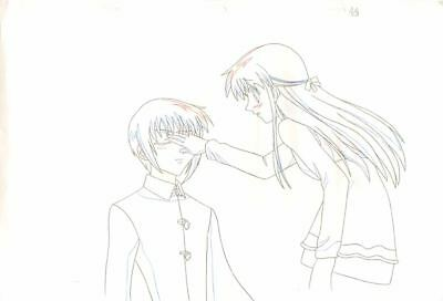 Anime Douga not Cel Fruits Basket #15