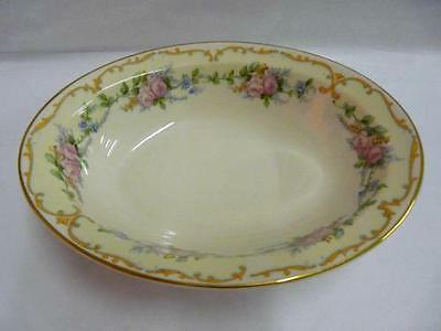 SYRACUSE AVONDALE OVAL VEGETABLE BOWL 9 7/8""