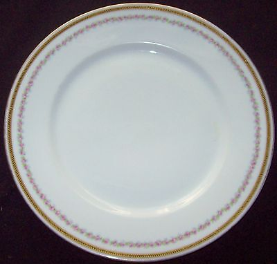 """WM GUERIN LIMOGES CHINA GUE195 DINNER PLATE 9-3/4"""""""