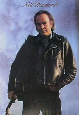 NEIL DIAMOND POSTER Amazing Close Up Shot NEW 24x36