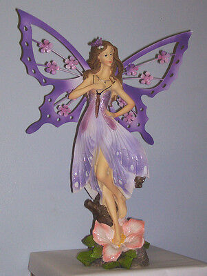 Purple Fairy Figure - CAN ONLY POST ON FRIDAYS AT THE MOMENT