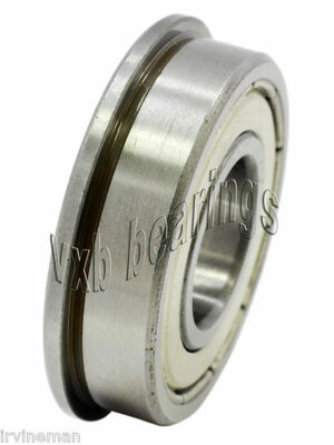 3//16 inch bore.4 Radial Ball Bearing.FLANGED. .Lowest Friction 3//16 X 5//16 X 1//8