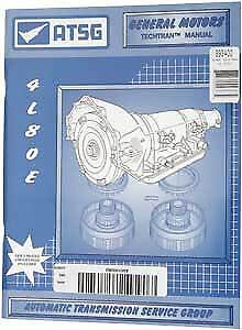 TCI 893400 Transmission Technical Manual