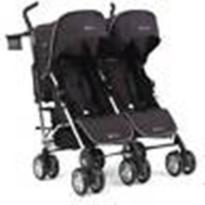 New Pvc Raincover Fit Silver Cross Pop Duo Twin Buggy Raincover