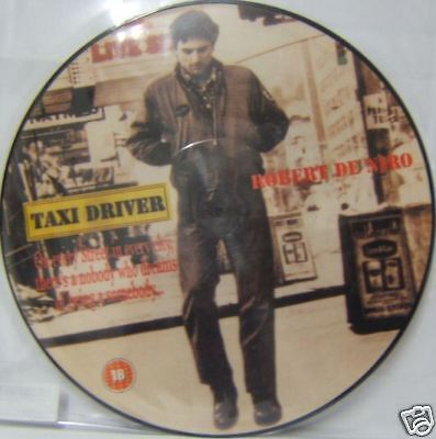 TAXI DRIVER - ORIGINAL FILM-SOUNDTRACK - LTD.Picture LP