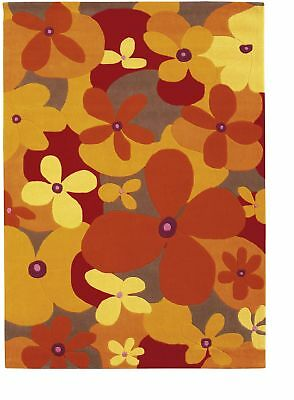 Arte Espina Teppich JOY Flower orange 205-28 NEU