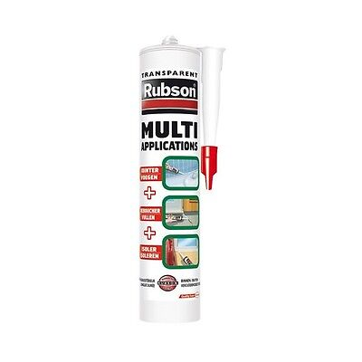 Mastic Multi Usages Trans Rubson Joint Fissure Scellement Collage Tous Materiaux