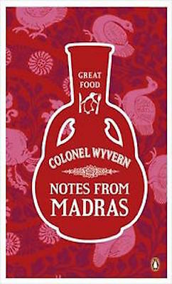Colonel Wyvern ___ Notes From Madras ___ Brand New __ Freepost Uk
