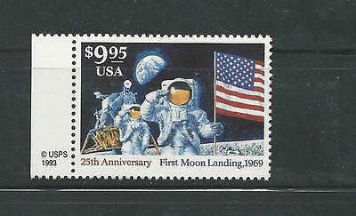 1994 #2842 $9.95 Moon Landing Express mail Mint NH
